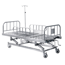 3-Position Manual Medical Hospital Bed Cabinet Set